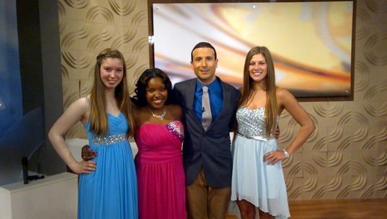 Matt Granite Prom Dress Deals
