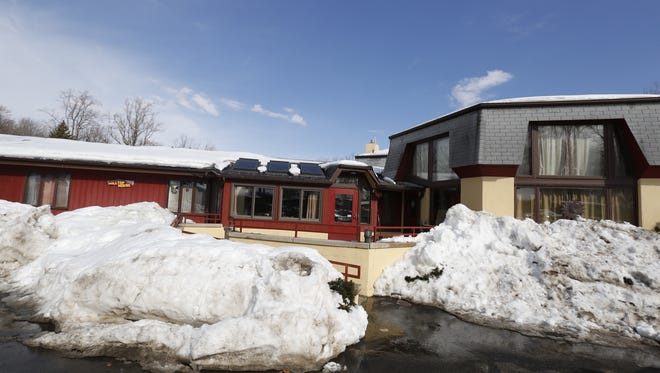 The Fellowship Community Hilltop lodge in Chestnut Ridge, which provides assisted living for the elderly on Feb. 20, 2014.