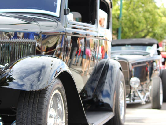 The 21st annual July Jamboree is set for July 14th. The popular car show will feature live entertainment and a beer garden.