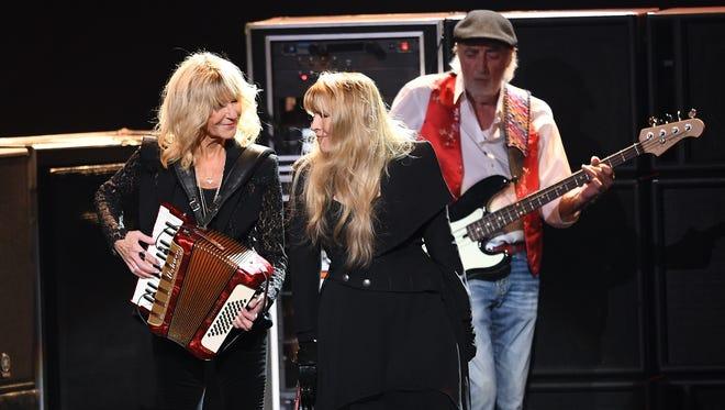 Fleetwood Mac, minus Lindsey Buckingham, comes to Buffalo's KeyBank Center March 26, 2019.