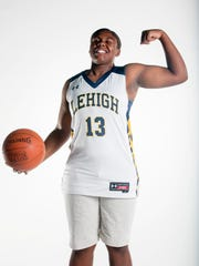 Aleisha Curry, Lehigh Senior High School, Basketball All-Area