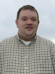 Justin Smith of Fremont is running for Sandusky County Commission in 2016.