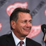 Detroit Red Wings General Manager Ken Holland is the featured speaker at a chamber of commerce event Feb. 9 at Schoolcraft College's VisTaTech Center.