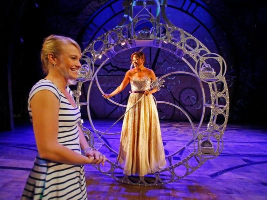 Glinda's bubble