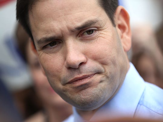 Florida GOP Sen. Marco Rubio