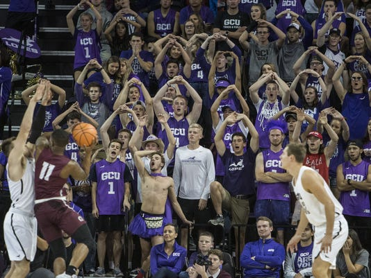 GCU vs. Little Rock