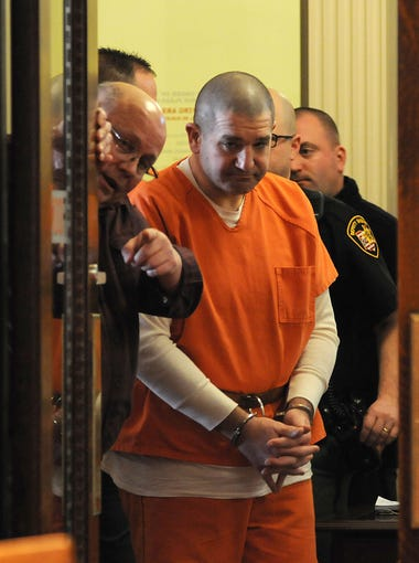 January 14, 2015Donald Hoffman, 41, plead guilty to