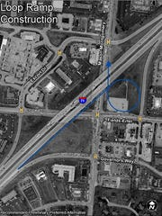 This is a look at the Interstate 71 project in Warren