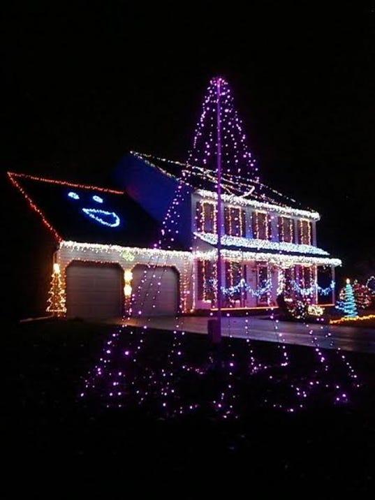 2016 map of christmas lights in york county - Mm Christmas Lights