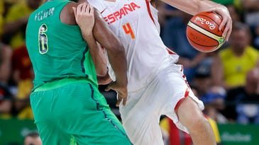 Spain 0-2 in men's basketball, face 'challenging' road ahead