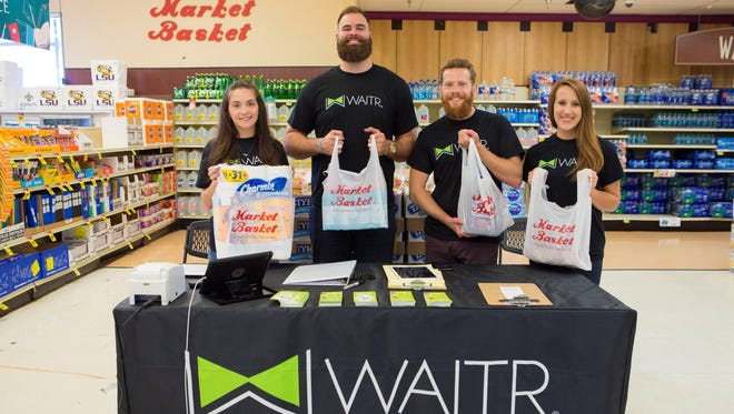 Waitr is now in the grocery delivery business.