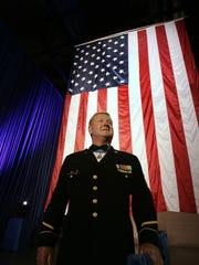 Medal of Honor recipient Sammy Davis.