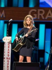Maren Morris made her Grand Ole Opry debut in May.