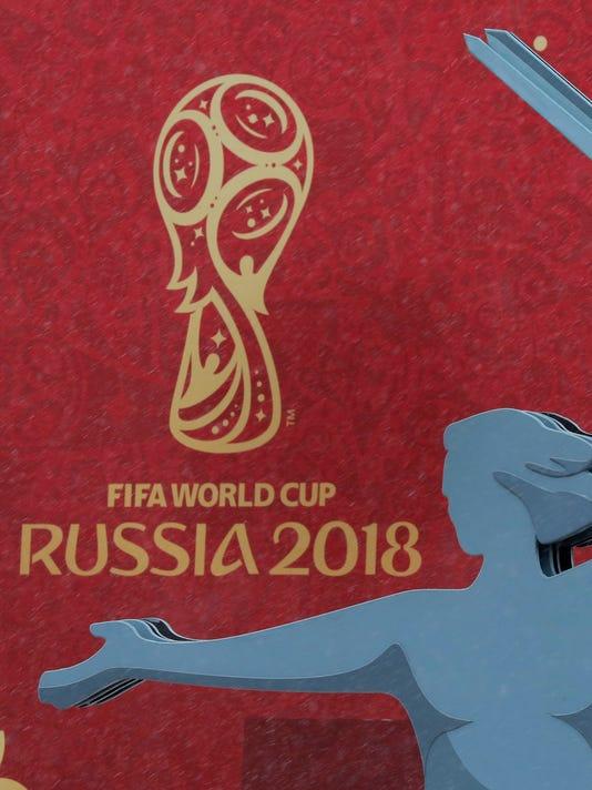 EPA RUSSIA SOCCER DRAW FIFA WORLD CUP 2018 SPO SOCCER RUS