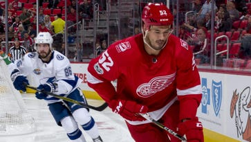 Goal scorers have Red Wings seeing stars