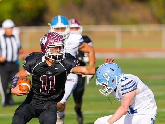 High School Football Wayne Valley Plays Wayne Hills