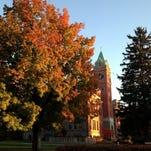 Main Hall, University of Montana TRIBUNE PHOTO/KRISTEN INBODY