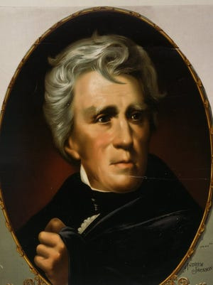 Andrew Jackson (LIBRARY OF CONGRESS)