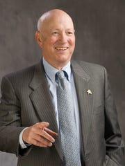 James Smith, chief economist for Asheville-based Parsec