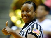 Former Glencliff High star Felcia Grinter called one of the NCAA Women's Final Four games.