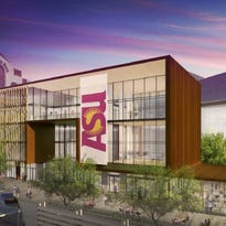 Planned ASU campus in downtown Mesa