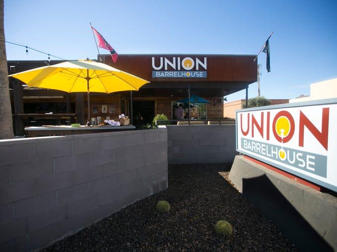 Union Barrelhouse in Scottsdale.