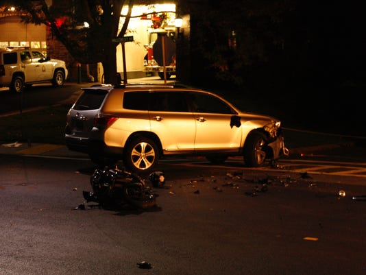 Motorcycle accident in Mamaroneck Oct. 20, 2015