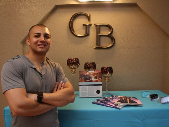 Michael Castillo, owner of Garibaldi Ballroom in East El Paso, donated use of the venue for the celebration.