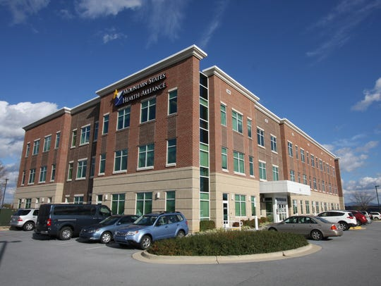 Mountain States Health Alliance has its headquarters