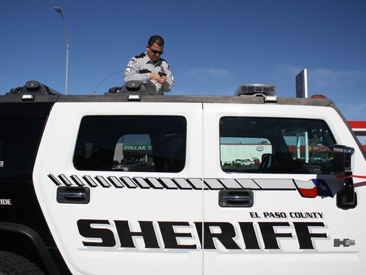 El Paso County Sheriff