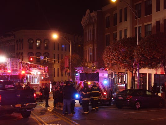 New apartment building in Ossining evacuated 1