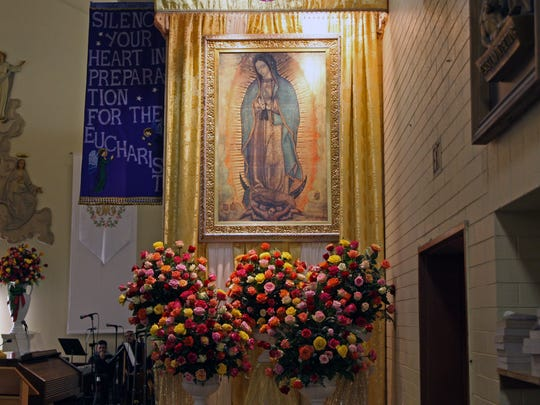 St. Mary of the Nativity Church in Alisal