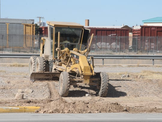 Work on infrastructure in Juárez has begun at the sites