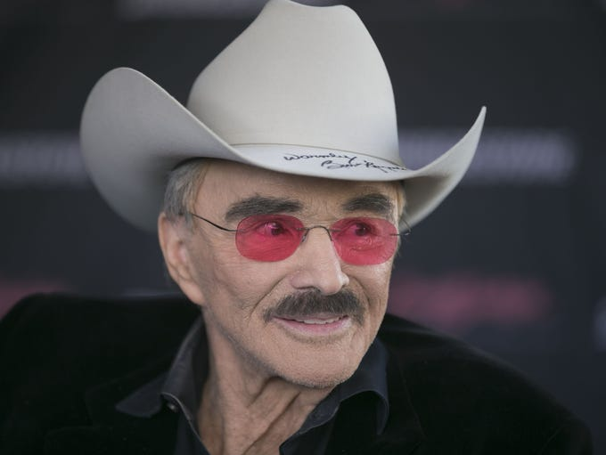 Burt Reynolds talks about the experience of auctioning