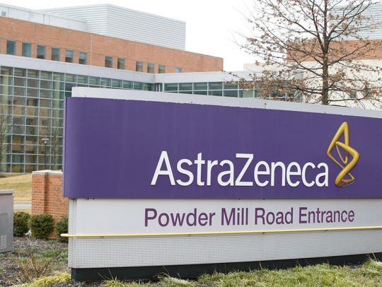 AstraZeneca's North American headquarters in Fairfax