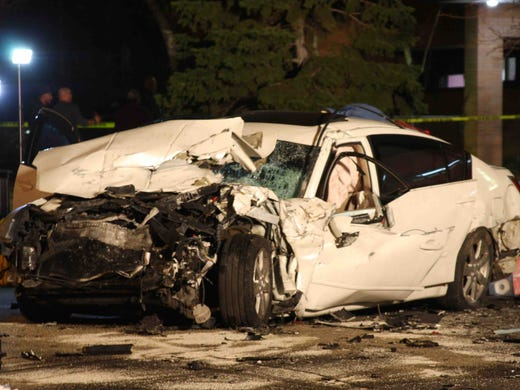 NYPD car chase leads into Mount Vernon, ends in crash