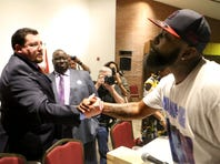 Justice, Ferguson agree to reforms