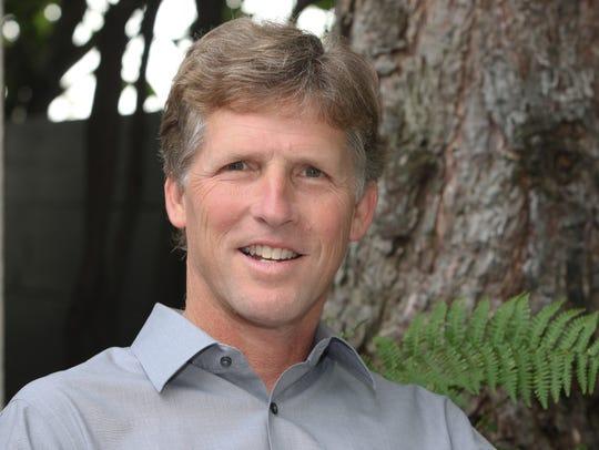 Author Steve Olson.