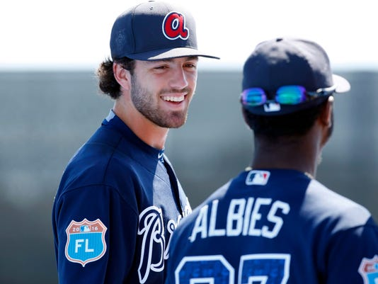 MLB: Spring Training-Atlanta Braves at Toronto Blue Jays