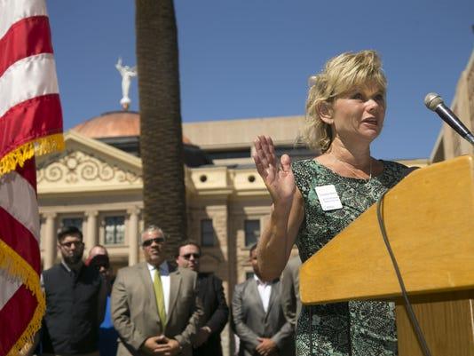Proposition 123 GO campaign