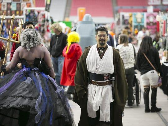 Phoenix Comicon Fan Fest returns Oct. 22-23 to Phoenix Convention Center.