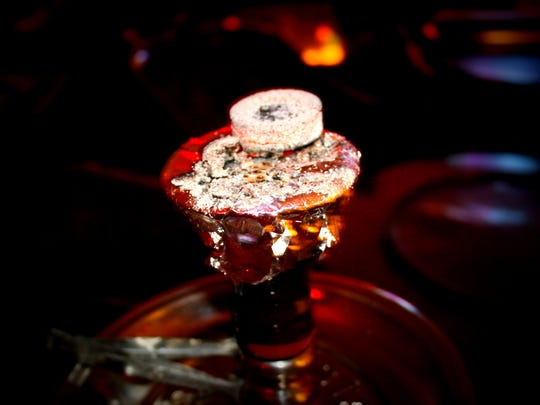 Tobacco flavors at hookah lounges will vary from fruity, minty, spicy or combinations of the varieties.