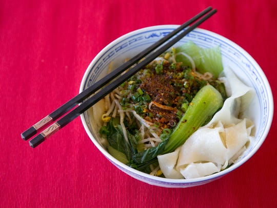 Shaanxi-Style Handmade Noodles at House of Egg Roll