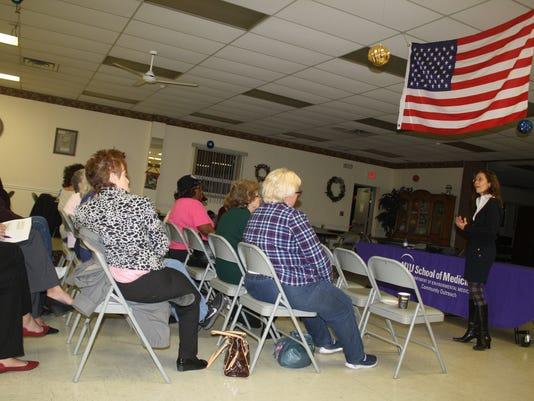 Garfield senior citizens meet