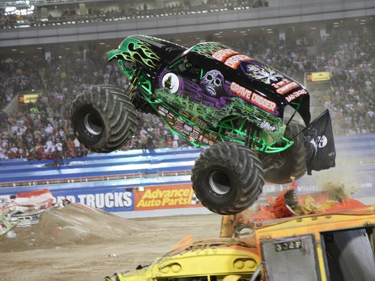 Monster Jam, the world's premier monster truck series, will bring its breathtaking stunt trucks and electrifying atmosphere to Montgomery on Friday and Saturday.