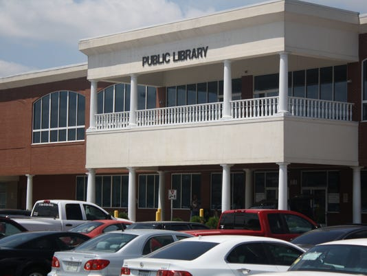 The Clarksville-Montgomery County Public Library