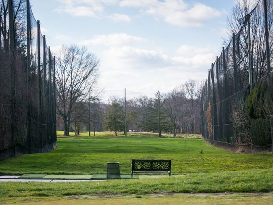 Several local golf courses are threatened by development