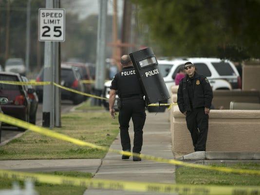 Glendale officer-involved shooting