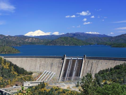 #stockphoto Shasta Dam