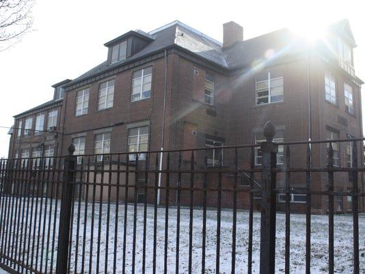 Lodi School building